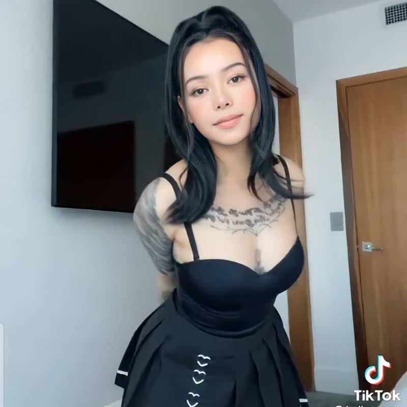 """Hot girl Tiktok noi tieng goi cam chia se bi kip """"do dang"""" cuc chuan-Hinh-14"""