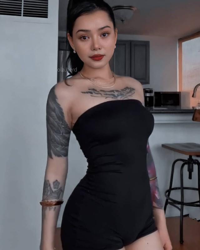 """Hot girl Tiktok noi tieng goi cam chia se bi kip """"do dang"""" cuc chuan-Hinh-2"""