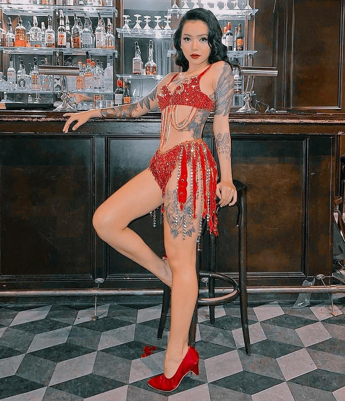 """Hot girl Tiktok noi tieng goi cam chia se bi kip """"do dang"""" cuc chuan-Hinh-5"""