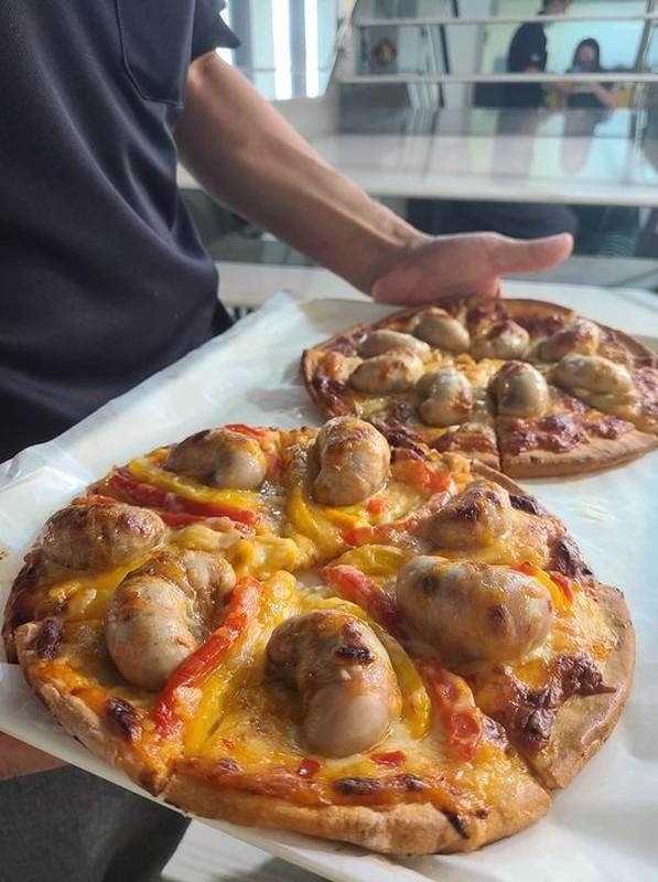 Cuc di mon pizza tinh hoan ga, khong phai nguoi nao cung dam an-Hinh-2