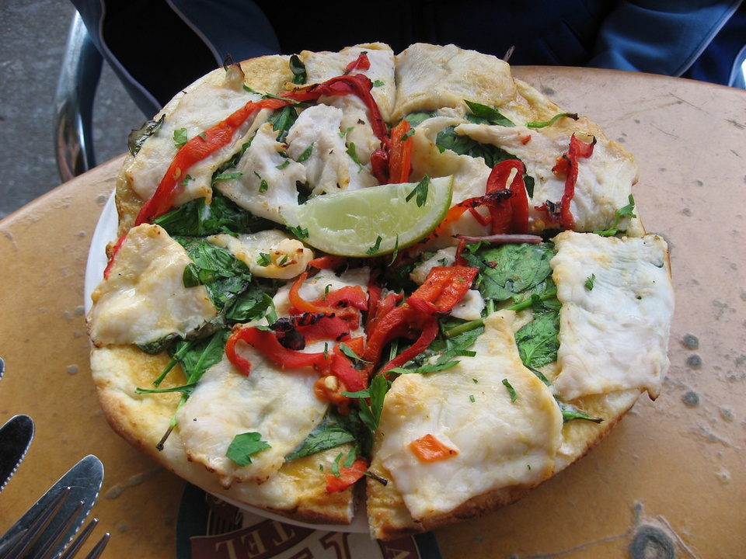 Cuc di mon pizza tinh hoan ga, khong phai nguoi nao cung dam an-Hinh-3