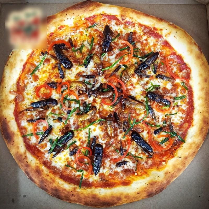 Cuc di mon pizza tinh hoan ga, khong phai nguoi nao cung dam an-Hinh-9