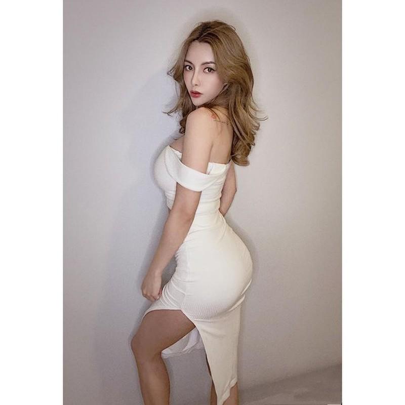Chi dien do tap, hot girl nguc khung cung khien fan hoa mat-Hinh-15