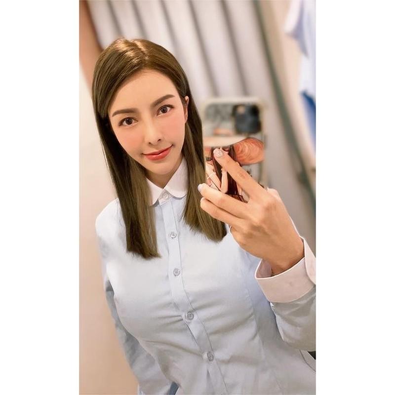 Chi dien do tap, hot girl nguc khung cung khien fan hoa mat-Hinh-7