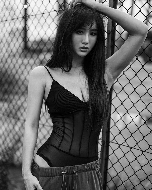 """Phong cach thoi trang tao bao cua """"nu than phong gym"""" Hong Kong-Hinh-7"""