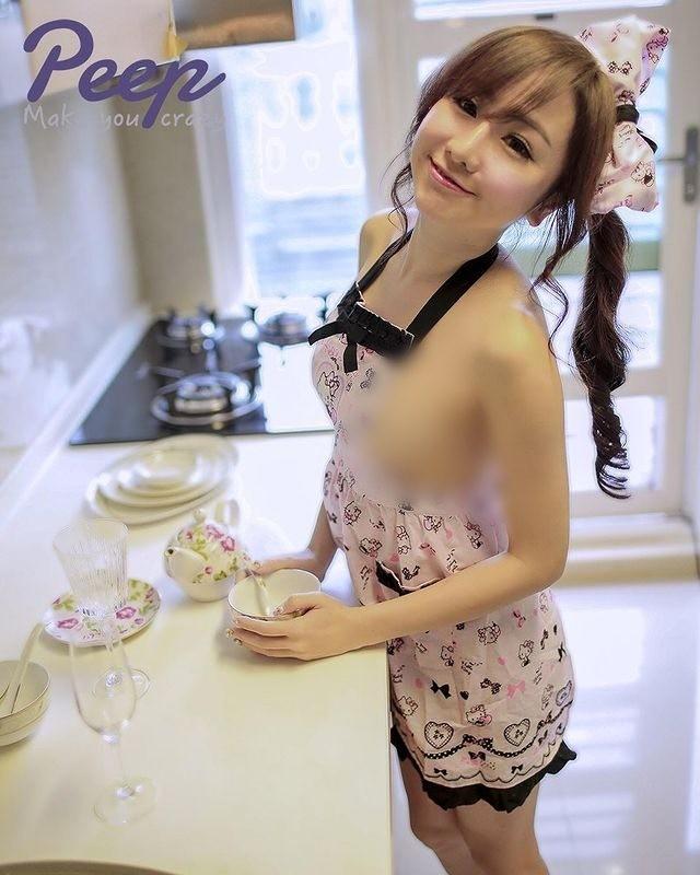 "Hot mom bi ""nem da"" vi dien do xuyen thau nau com-Hinh-11"