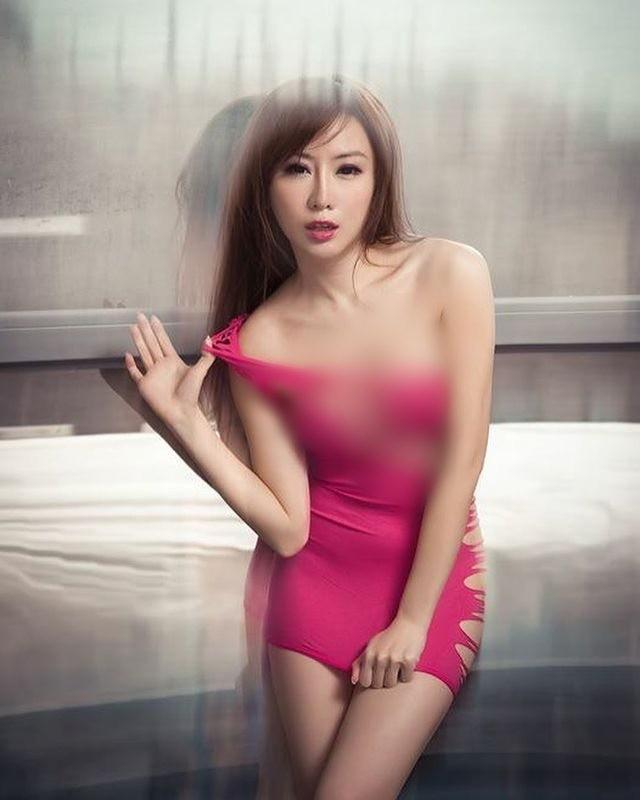 "Hot mom bi ""nem da"" vi dien do xuyen thau nau com-Hinh-12"