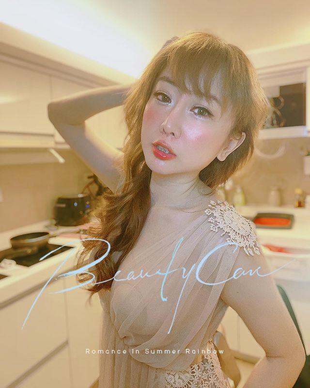 "Hot mom bi ""nem da"" vi dien do xuyen thau nau com-Hinh-2"