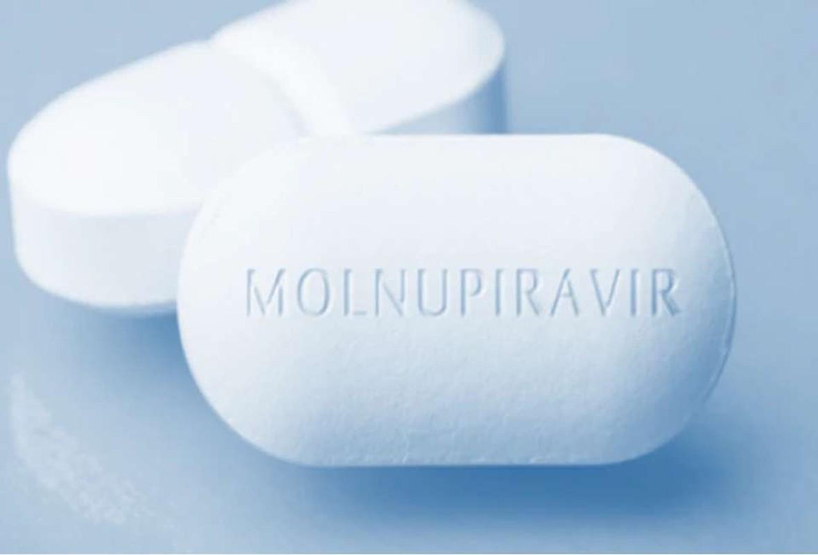 Tac dung thuoc Molnupiravir TP.HCM dung cho F0 dieu tri tai nha
