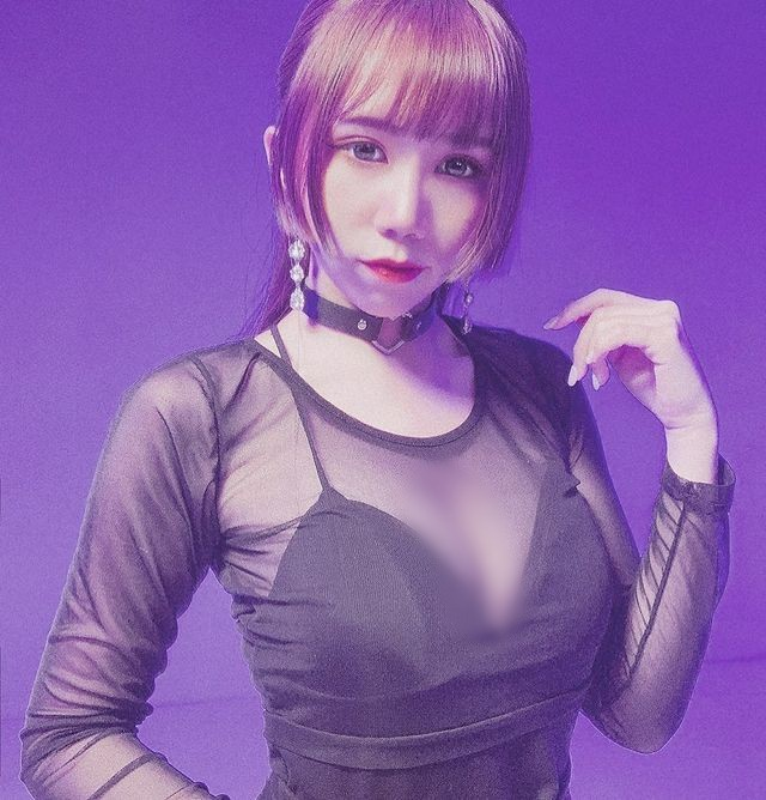 Hot girl day cach khoe dang triet de khi dien do tre nai, goi cam-Hinh-12