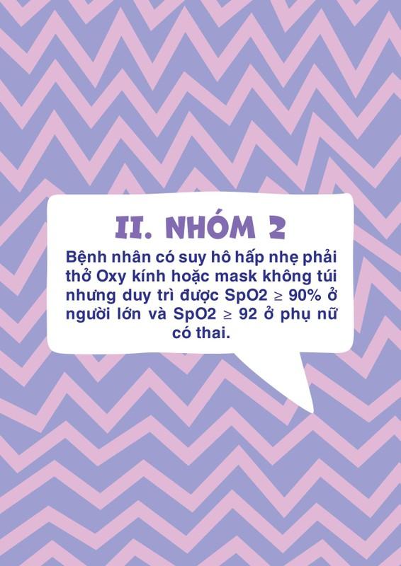 So tay dieu tri COVID-19 cho F0 tho oxy, phu nu mang thai