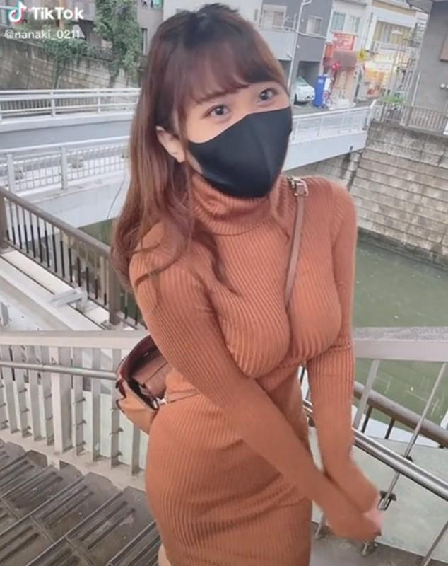 Bi kip nu than Nhat Ban mac kin nhu bung van khoe nguc khung-Hinh-7