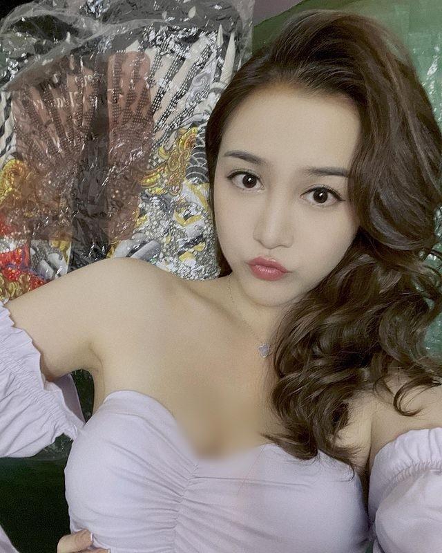 """Hot girl mac noi y nau an """"nghien"""" phong cach thoi trang goi cam-Hinh-11"""