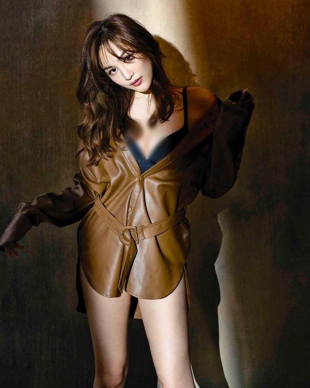 """Hot girl mac noi y nau an """"nghien"""" phong cach thoi trang goi cam-Hinh-2"""