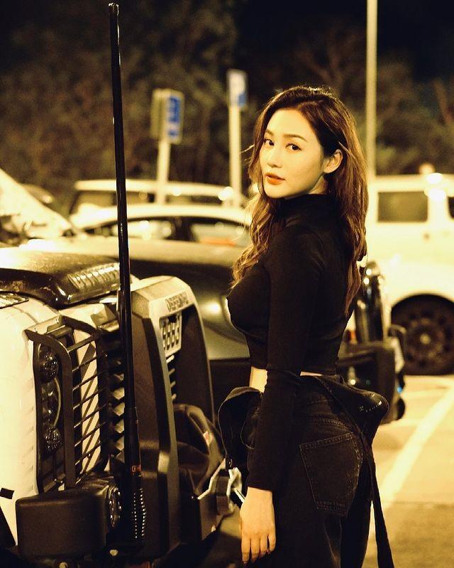 """Hot girl mac noi y nau an """"nghien"""" phong cach thoi trang goi cam-Hinh-3"""