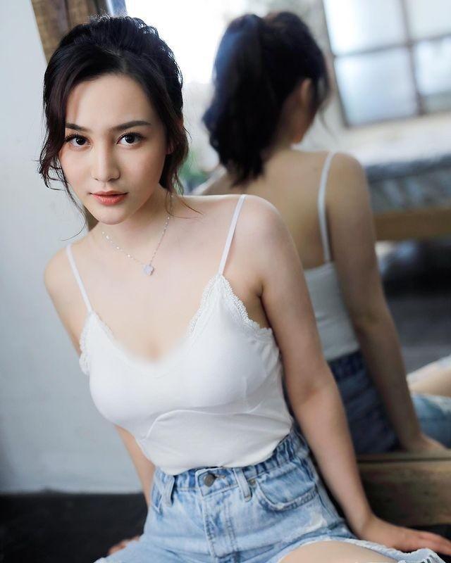 """Hot girl mac noi y nau an """"nghien"""" phong cach thoi trang goi cam-Hinh-9"""