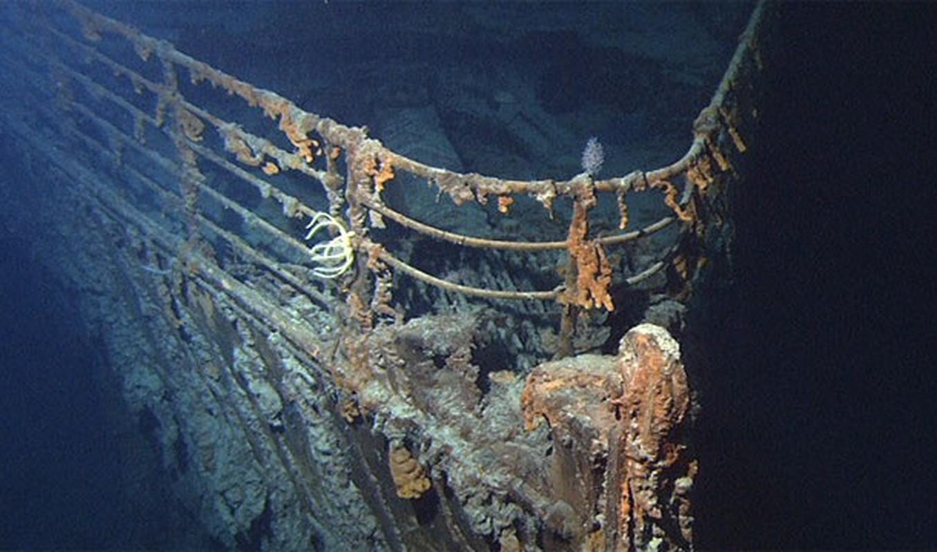Su that gay kinh ngac ve tau Titanic huyen thoai