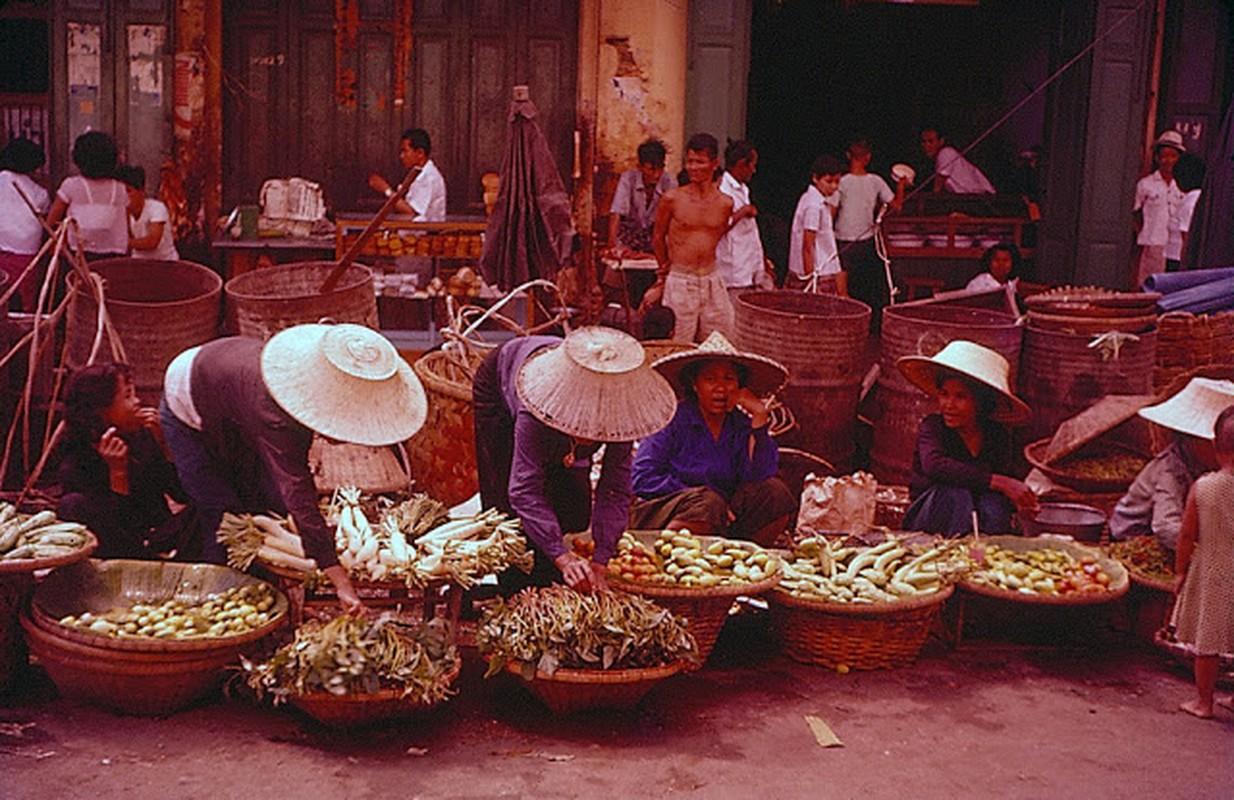 Goc anh mau song dong Bangkok nhung nam 1950