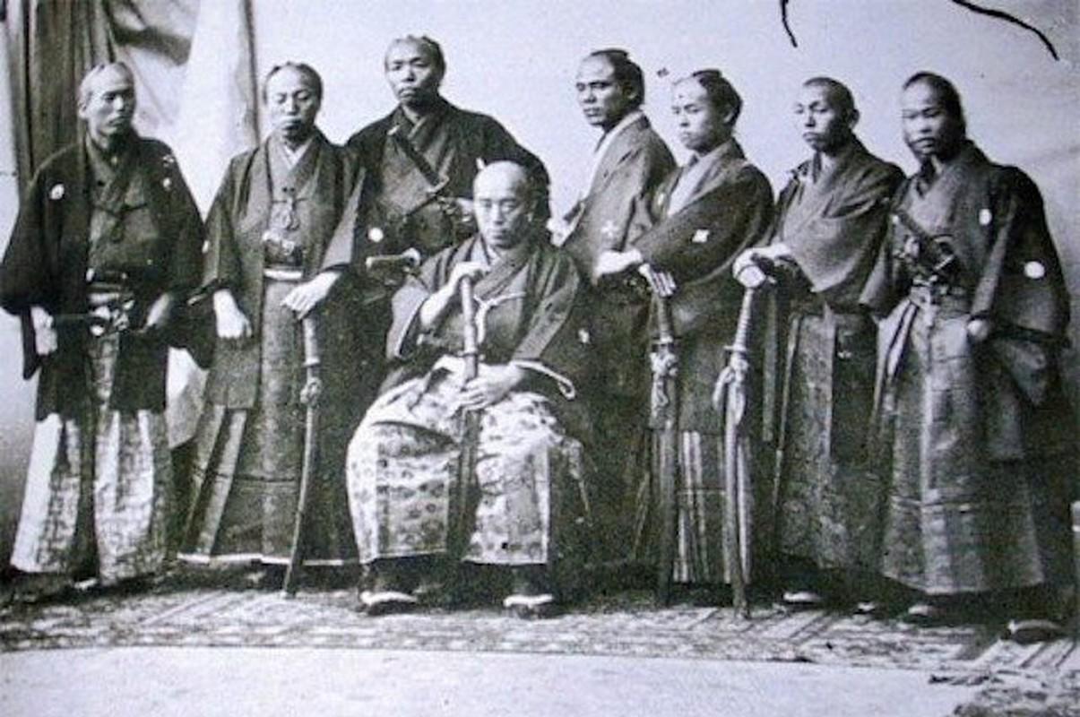 Nhung hieu lam ve chien binh samurai cua Nhat Ban