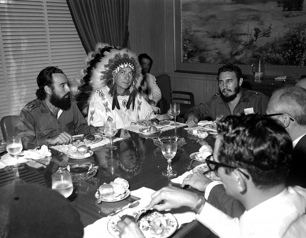 Dau an cuoc doi vi dai cua lanh tu Fidel Castro qua anh-Hinh-9