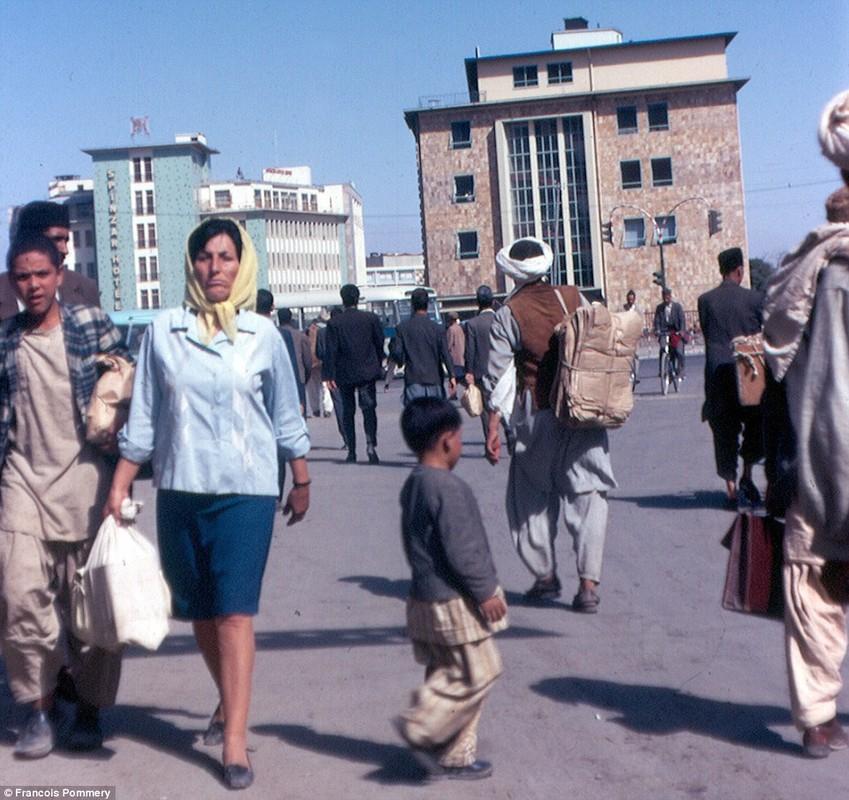 Cuoc song binh yen o Afghanistan truoc khi Taliban xuat hien