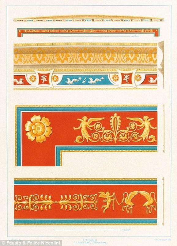Tranh ve thanh pho Pompeii truoc khi bi nui lua chon vui-Hinh-10