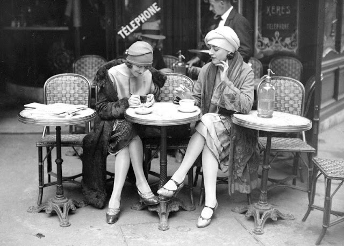 To mo dien mao thu do Paris nhung nam 1920-Hinh-2
