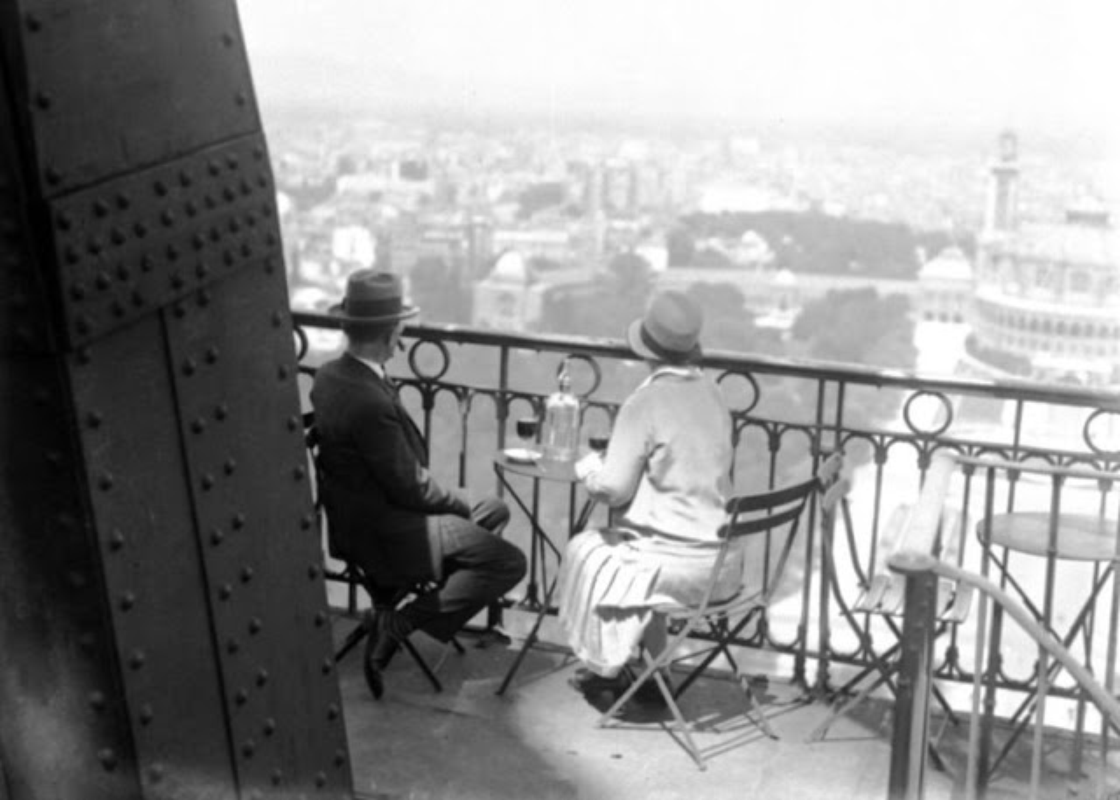 To mo dien mao thu do Paris nhung nam 1920-Hinh-6