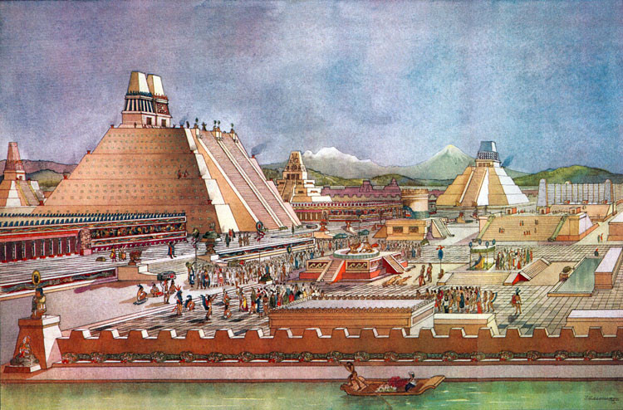 Nhung dieu thu vi ve thu do cua de che Aztec-Hinh-2