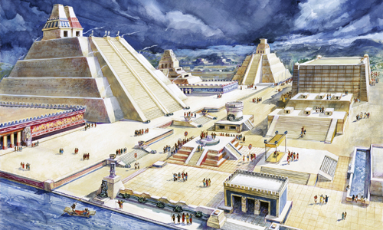 Nhung dieu thu vi ve thu do cua de che Aztec-Hinh-5