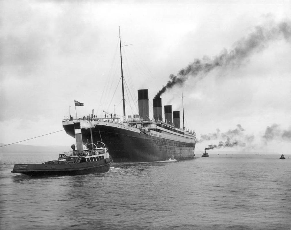 Anh it biet ve tau Titanic huyen thoai truoc khi gap nan-Hinh-4