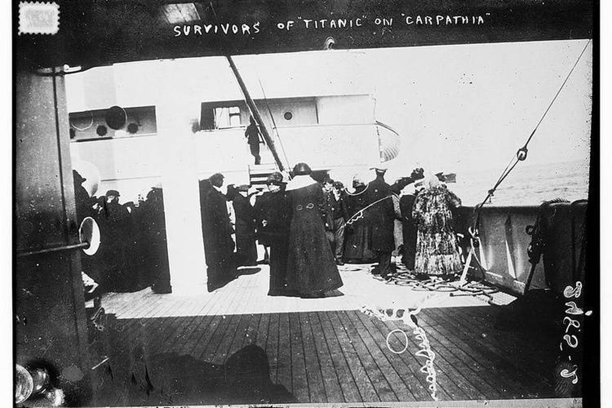 Anh it biet ve tau Titanic huyen thoai truoc khi gap nan-Hinh-9