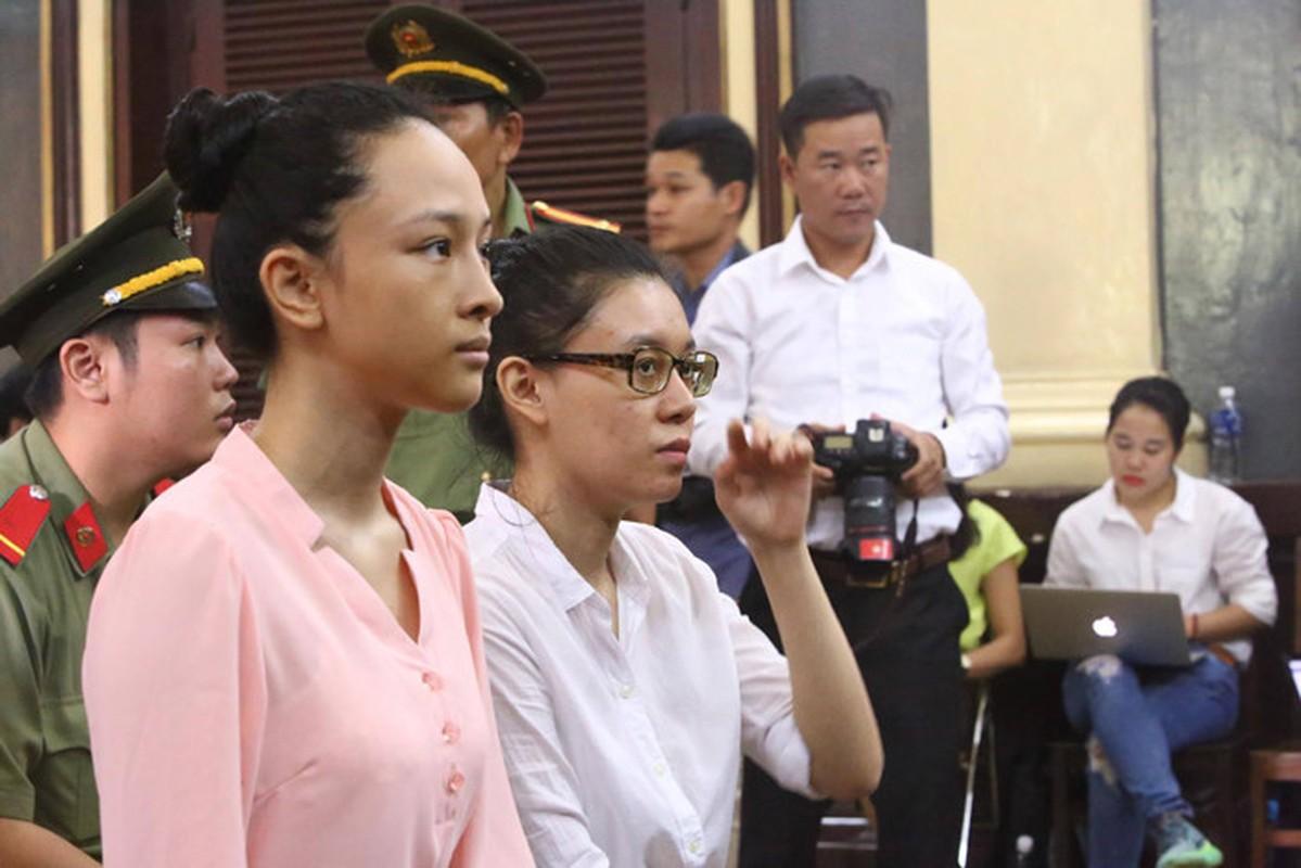 Hinh anh: Hoa hau Phuong Nga chinh thuc duoc tai ngoai-Hinh-6