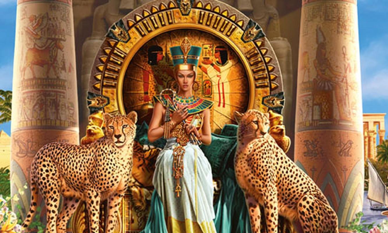 """Vu khi bi mat"" me hoac phai manh cua Nu hoang Cleopatra"