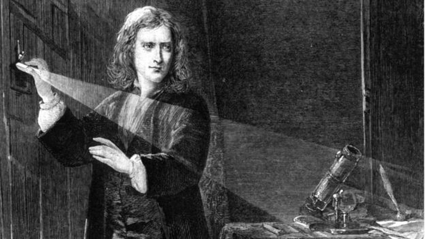 Chuyen thu vi ve cay tao co qua roi trung dau Isaac Newton