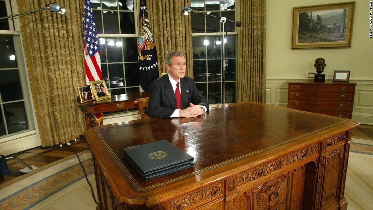 "Anh tu lieu ""doc"" ve cuu Tong thong My George W. Bush-Hinh-10"