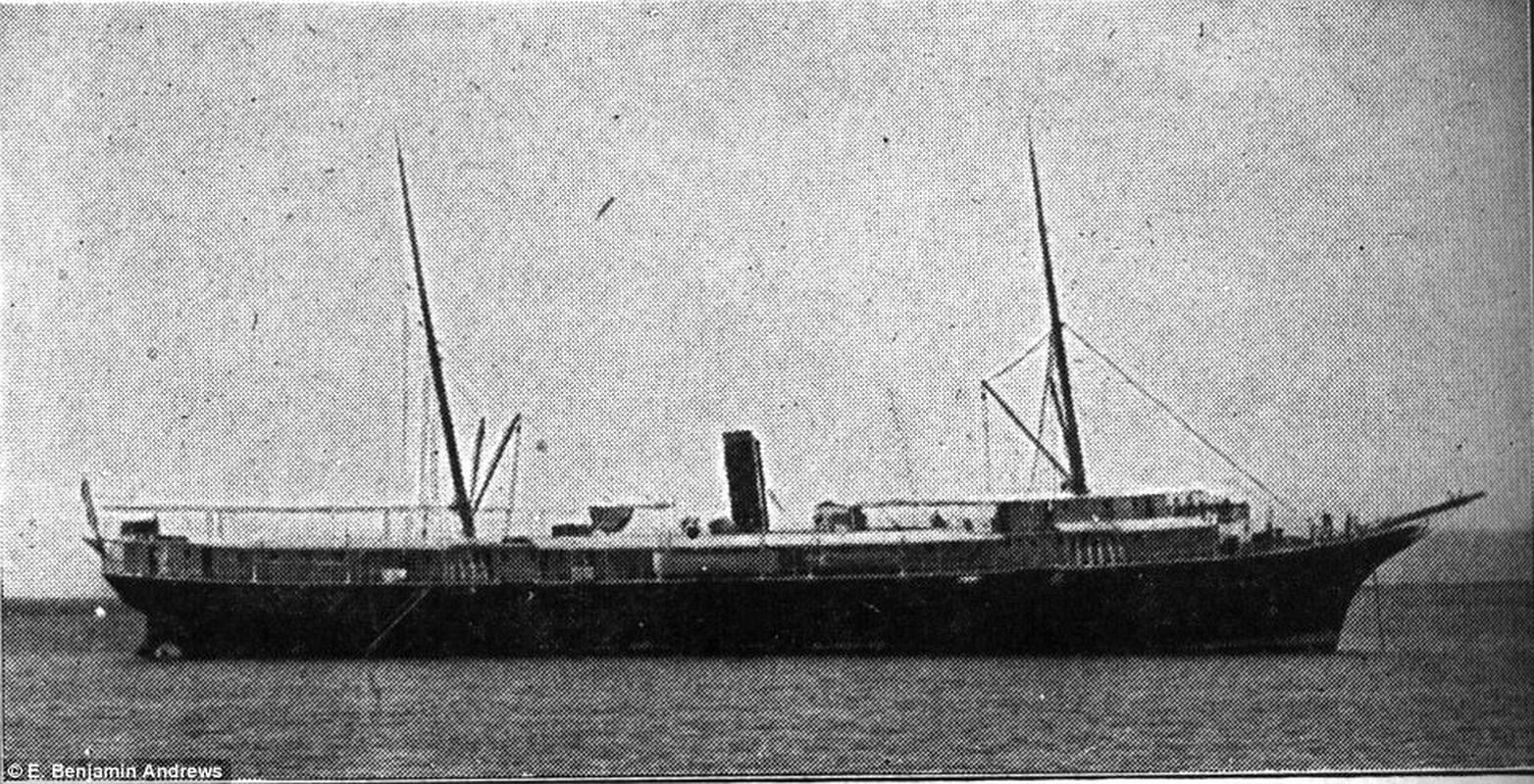 """Tim thay xac tau """"Titanic cua Chile"""" sau 95 mat tich bi an-Hinh-2"""