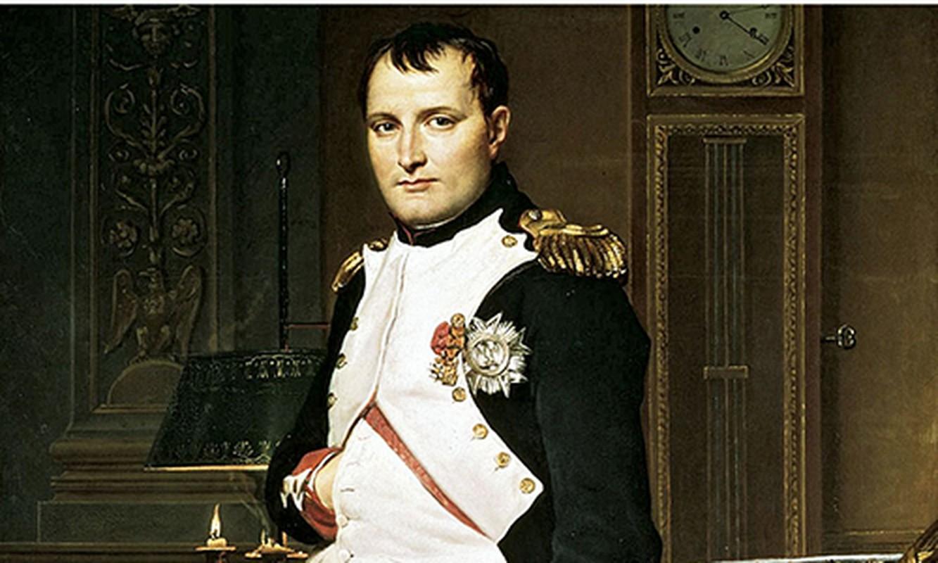 """Nhung nha cam quan la """"than tuong"""" cua Hoang de Napoleon Bonaparte"""