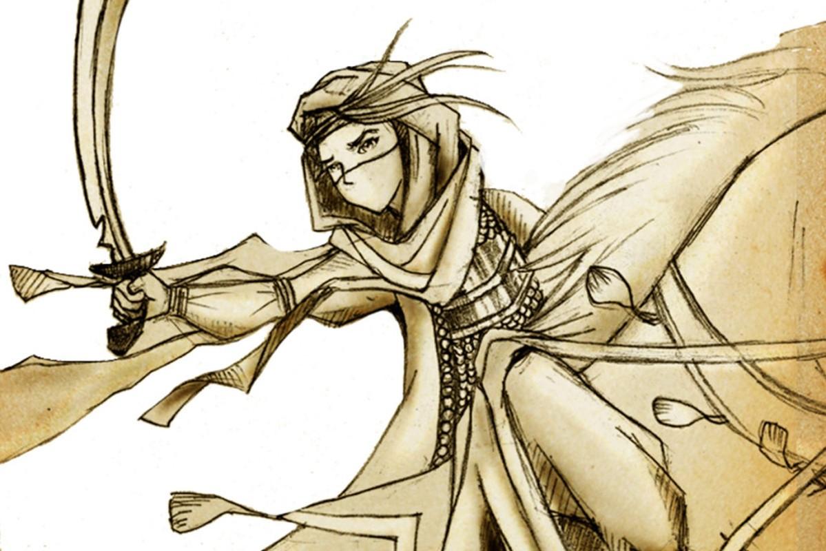 Bi an nu chien binh khuynh dao ca de che hung manh-Hinh-6