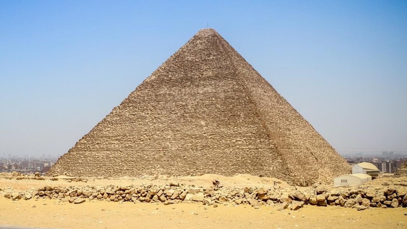 Co bao nhieu phong bi mat trong dai kim tu thap Giza?