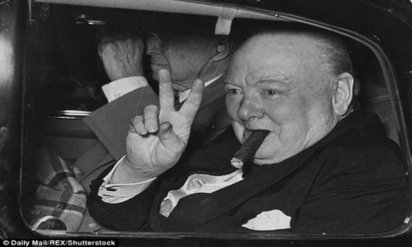 Bi mat nhung dieu xi ga ky la cua Thu tuong Anh Winston Churchill