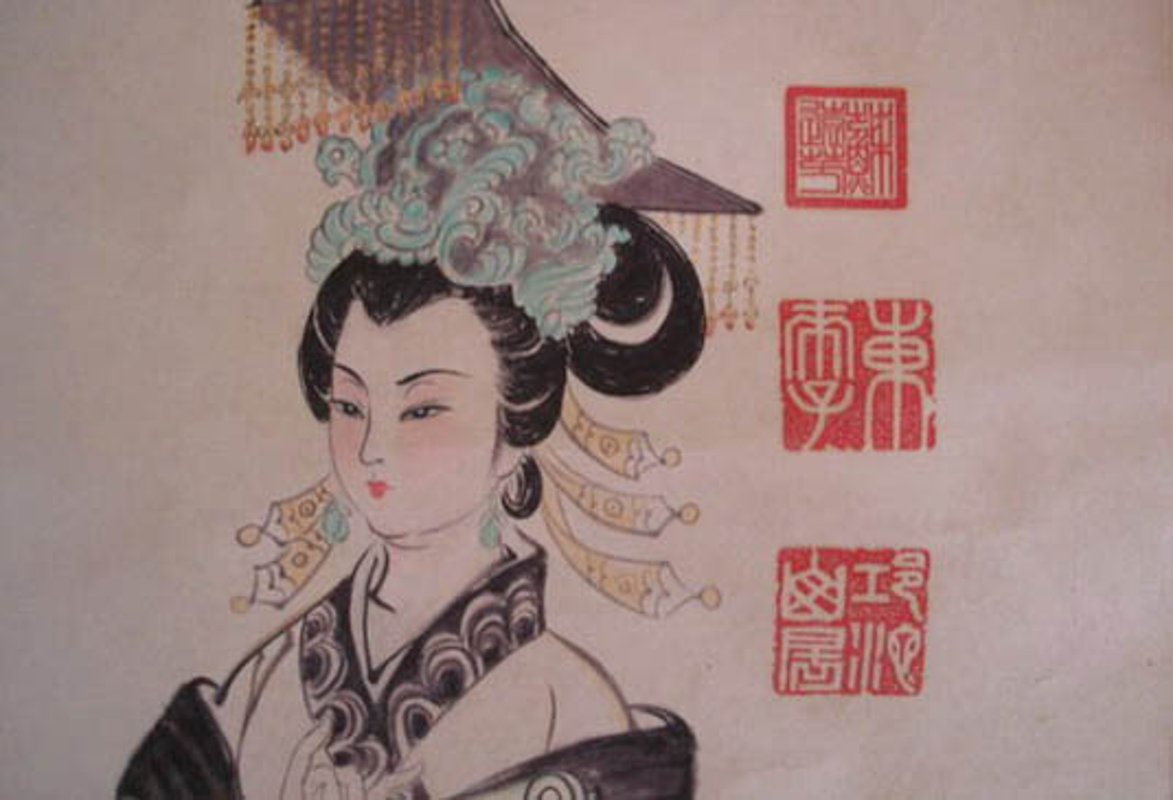 Chan dung ba phu nu anh huong nhat lich su Trung Quoc-Hinh-3