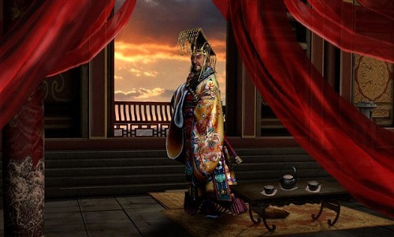 Bi an khong giai ve thi hai bao chua Tan Thuy Hoang