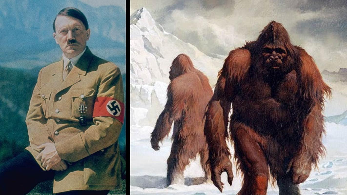 Hitler tung rao riet san lung Nguoi Tuyet huyen bi o Tay Tang?