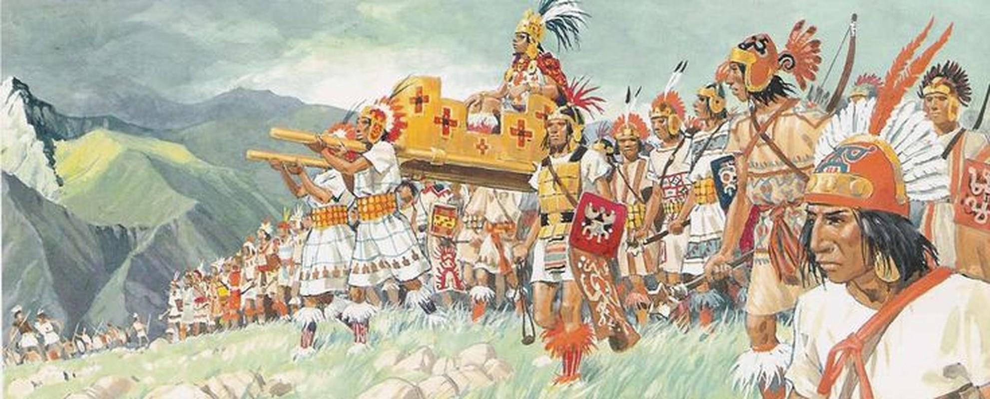 6 su that ngo ngang ve de che Inca huyen thoai-Hinh-8