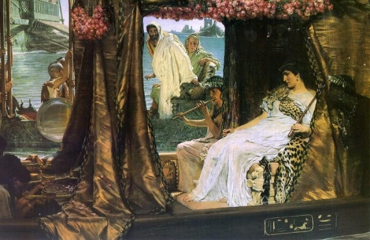 Loi giai chan dong ve noi chon cat Nu hoang Cleopatra-Hinh-6