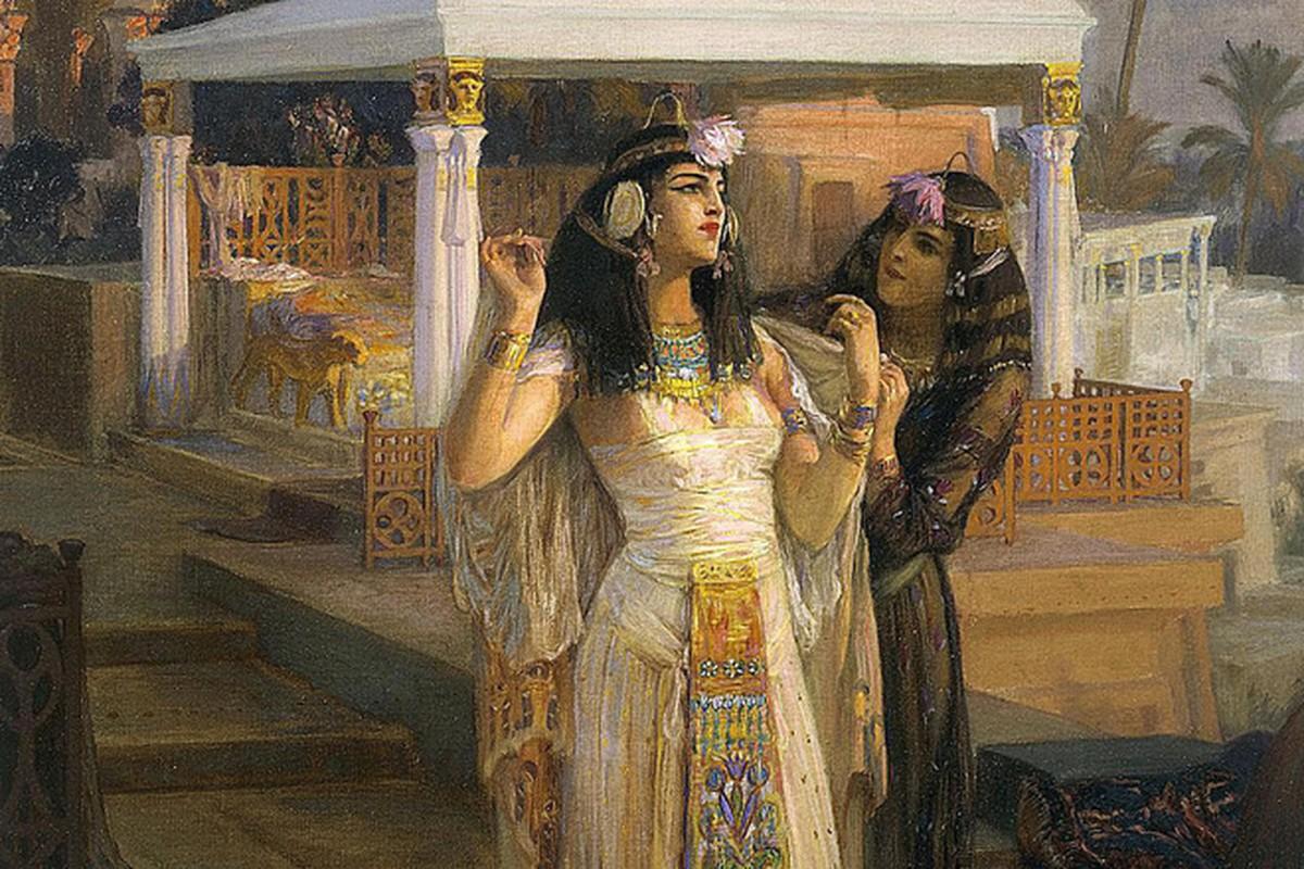 Loi giai chan dong ve noi chon cat Nu hoang Cleopatra-Hinh-7