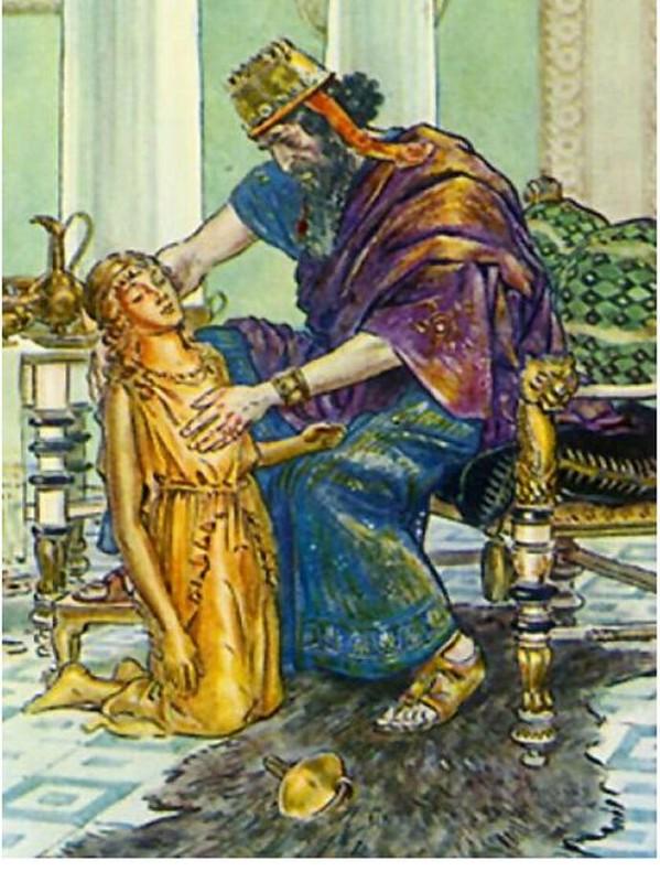 Huyen thoai vi vua