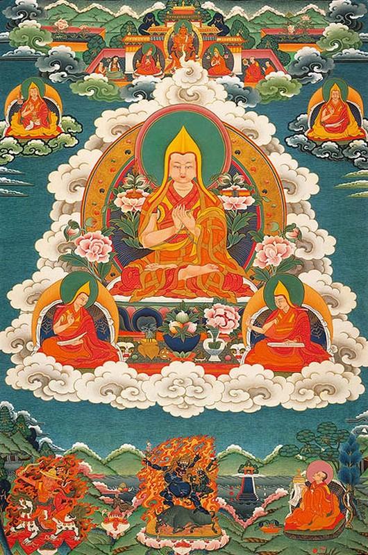 Ky dieu bang chung hoa than tai sinh cua Lat Ma Tay Tang-Hinh-10