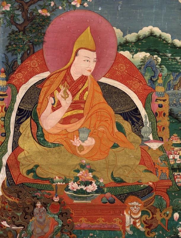 Ky dieu bang chung hoa than tai sinh cua Lat Ma Tay Tang-Hinh-9